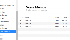 export voice memos from iphone how to transfer voice memos from your iphone to your computer 16900