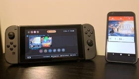 how to set up nintendo switch on monitor