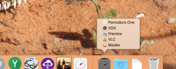 Quickly Open Recent Apps and Documents With This Hidden Mac Feature