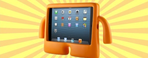 How to Turn an Old iPad Into the Ultimate Kid's Tablet