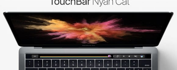 From Pac-Man to Pianos: The Dumbest Touch Bar Apps We Could Find