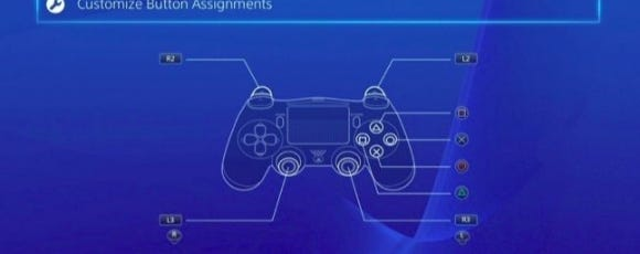 How to Remap Buttons on Your PlayStation 4's Controller