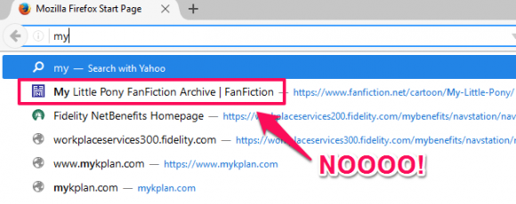 How to Remove URLs from Auto-Suggestions in Chrome, Firefox, and Internet Explorer