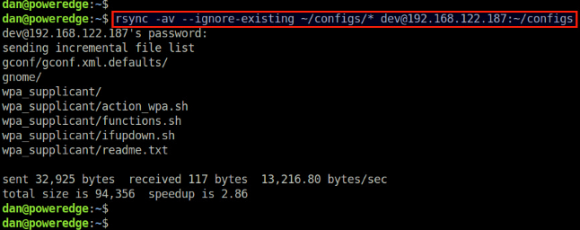 Is It Safe to Use a Hard Drive While rsync Is Running?