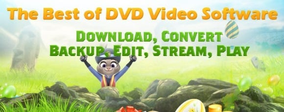 You Are Invited to the WinX DVD Ripper Giveaway & Easter Gift Pack, Time-Limited! [Sponsored]