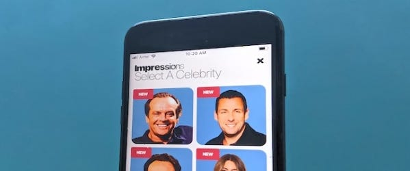 impressions-celebrity-deepfake-iphone-ap