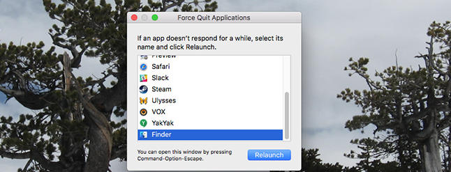 How to Force Quit Applications on Your Mac When They're Not Responding