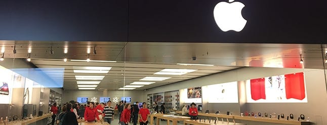 How To Buy Stuff At The Apple Store Without A Cashier