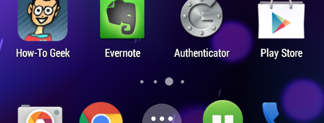 android how to add more home screens