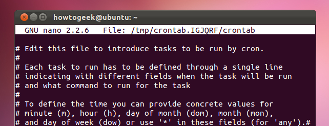 how to schedule tasks on linux  an introduction to crontab
