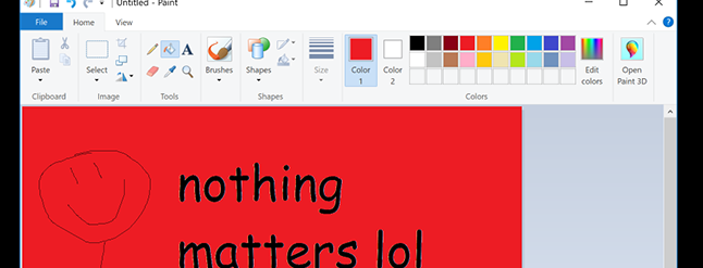 Microsoft Paint Was Never Going to Die, But It Made for Good Headlines