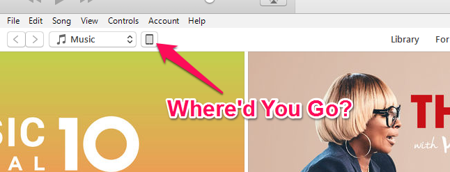 iphone doesn t show up in itunes how to fix an iphone or that doesn t show up in itunes 1023