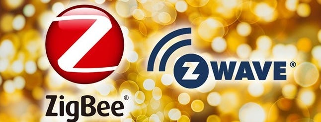 """What are """"zigbee and """"z wave smarthome products"""