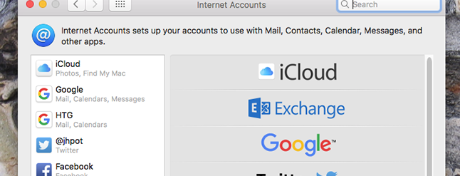 how to delete google account on mac