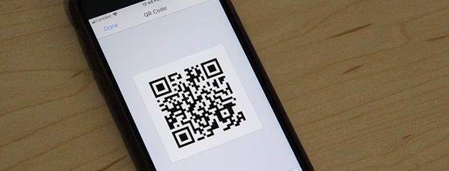 How to Make Your Own QR Codes from Your iPhone or Android ...