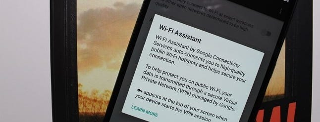 how to connect to public wifi android
