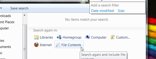 Set Windows 10 to Search All File Contents With This Setting