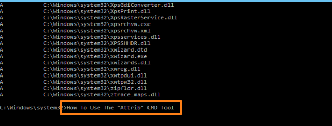 how to change the command prompt title