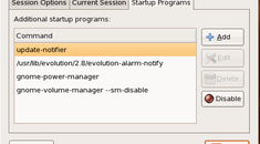 How to Add a Program to the Ubuntu Startup List (After Login)