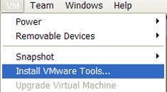 Install VMware Tools on Ubuntu Edgy With VMware 5.5.3