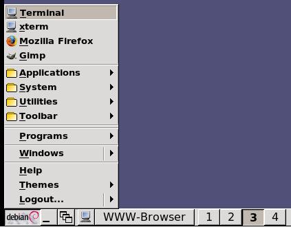 Install IceWM on Ubuntu Linux