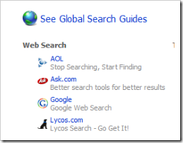 how to make google default search on internet explorer