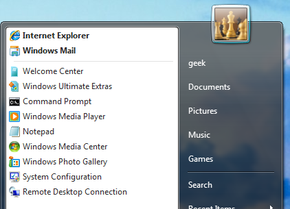 change icons to small on windows 7