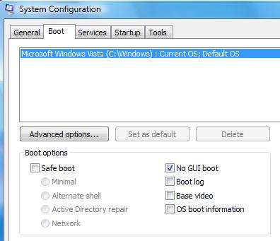Create a Custom Boot Logo for Windows Vista - Tips general news