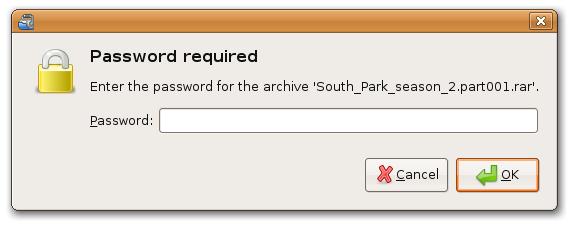 unzip a rar file ubuntu