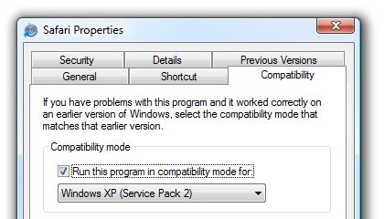 Make Safari Stop Crashing Every 20 Seconds on Windows Vista