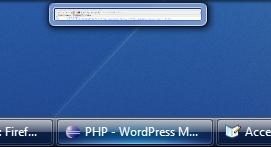 Workaround for Vista Taskbar Thumbnail Previews Not Showing Correctly