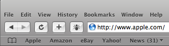 how to delete bookmarks in safari on macbook