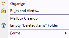 Use Outlook 2007 as an RSS Reader
