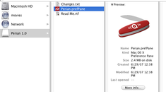 Fix AVI Playback Bug in QuickTime 7.2 on MacOS X