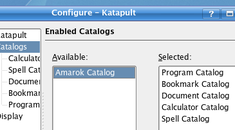 Fixing Problems with Slow Katapult Searching