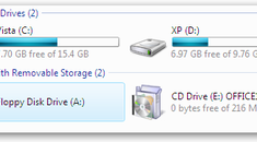 Hide Drives from Your Computer in Windows 7 or Vista