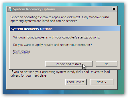 how to install windows on a formatted hard drive
