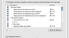 Why Doesn't Tab Work for Drop-down Controls in Firefox on OS X?