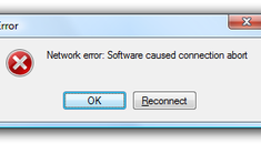 """WinSCP's """"Network error: Software caused connection abort"""" Message is Driving Me Crazy!"""