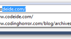 Make Firefox Only Auto-Complete Manually Typed URLs