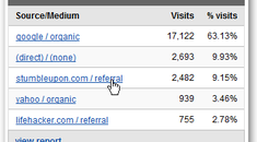 How to See What Pages a Traffic Source is Linking in Google Analytics