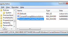 Enable Mapping to \\Hostname\C$ Share on Windows 7 or Vista