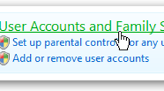 Add User Accounts Utility (Userpasswords2) to Control Panel