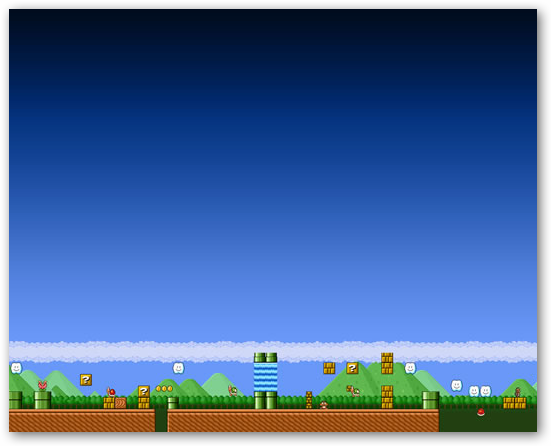 super mario wallpaper. Super Mario Bros 2 – Dual