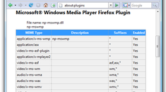 Installing Windows Media Player Plugin for Firefox