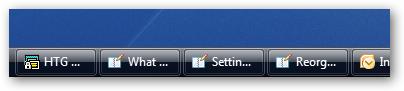 how to move taskbar down