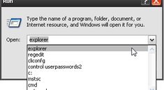 Clear Recent Commands From the Run Dialog in Windows XP