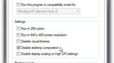 Easily Disable Win 7 or Vista's Aero Before Running an Application (Such as a Video Game)