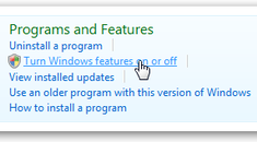 Remove Optional and Probably Unnecessary Windows Vista Components