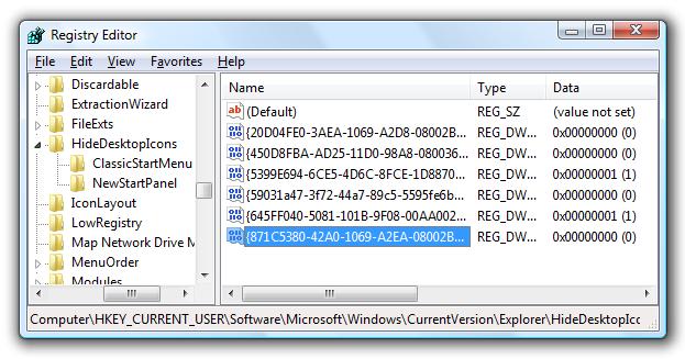 Add Internet Explorer Icon To Windows Xp Vista Desktop